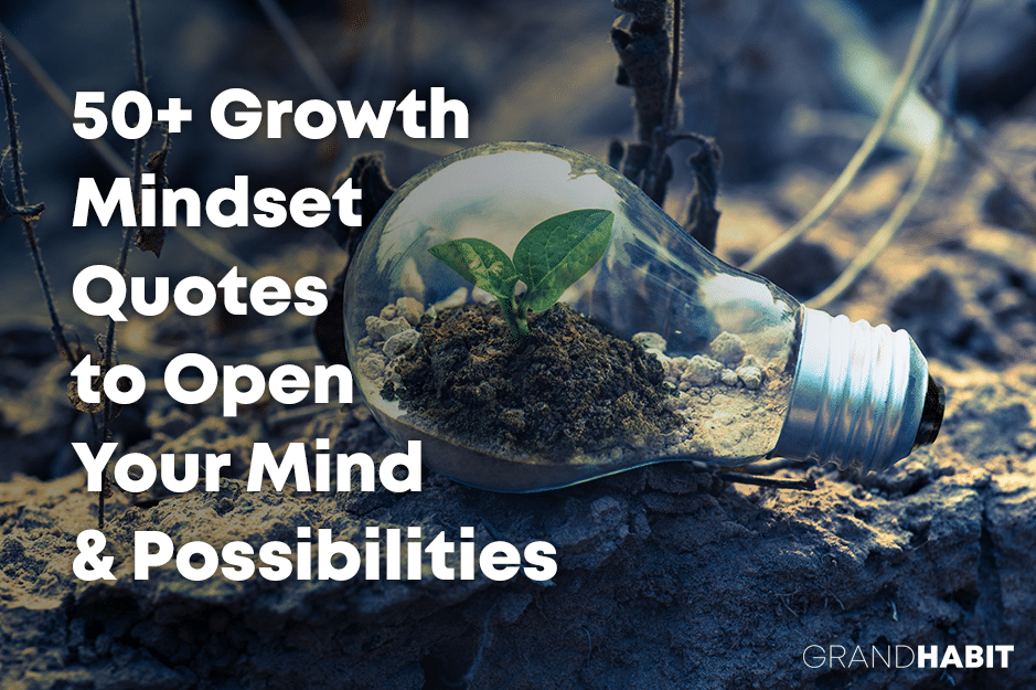 50+ growth mindset quotes