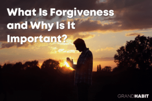 what is forgiveness and why is it important?