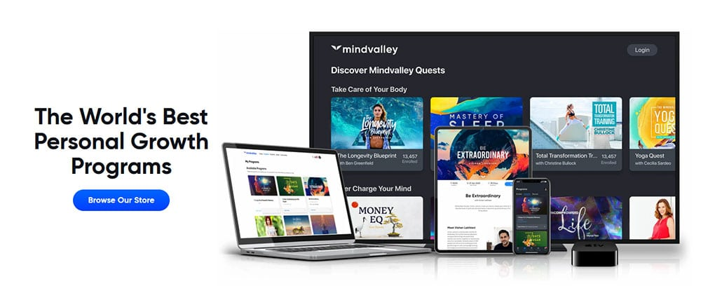 What is Mindvalley